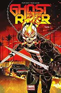 GHOST RIDER ALL NEW MARVEL NOW T01 (PAN.MARVEL 100%)