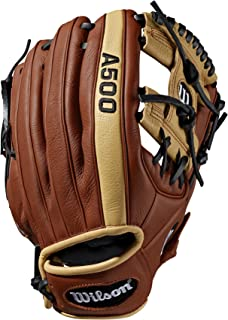 Wilson A500 Baseball Glove Series