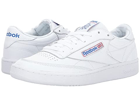 5866726589b ash Reebok So primal Club Red Grey C vital Lifestyle Black Blue 85 white  rq6Prw