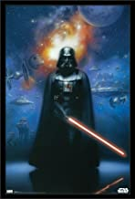 Trends International Star Wars: Saga - Vader Wall Poster, 22.375