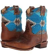 Stetson - Serape Snip Toe Ankle Boot