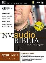 NVI Biblia audio MP3 CD (Spanish Edition)