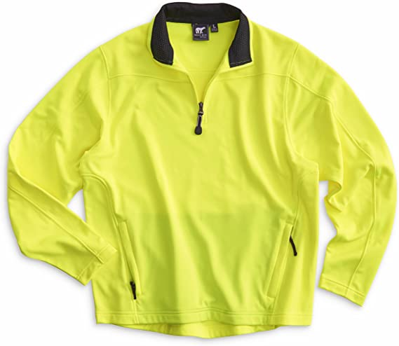 White Bear Clothing Co Microfiber Windshirt Style 5150 LT-4XT // 13 Colors 14 Sizes: XS-5XL