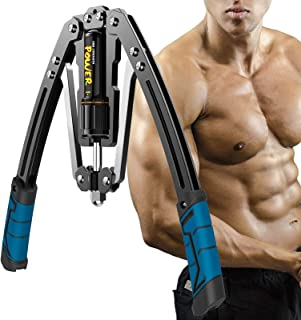 FIGBAKGID Hydraulic Power-Twister for Home Upper-Body Training, Men Women Chest Expander, Arm Enhanced Exercise Strengthen...