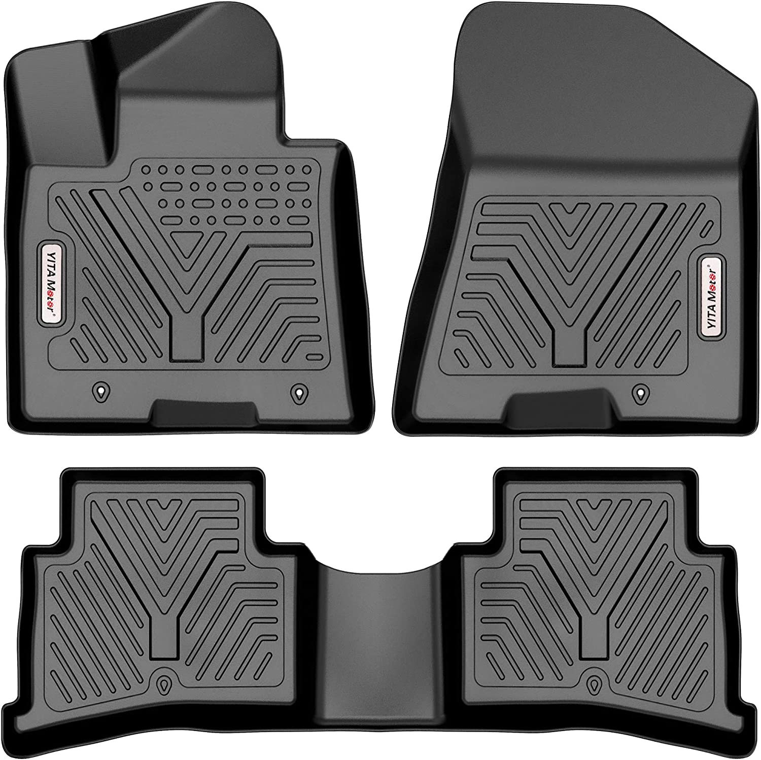 YITAMOTOR Floor Mats Compatible with It is very popular 20 Sportage Popular product Kia 2017-2022