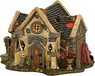 Department 56 Snow Village Halloween The Haunted Cemetry Shed Lit House (4056701)