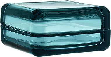 Iittala Vitriini Large Box, Sea Blue