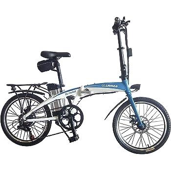 Helliot Bikes by Helliot 02 Bicicleta Eléctrica Plegable, Adultos ...