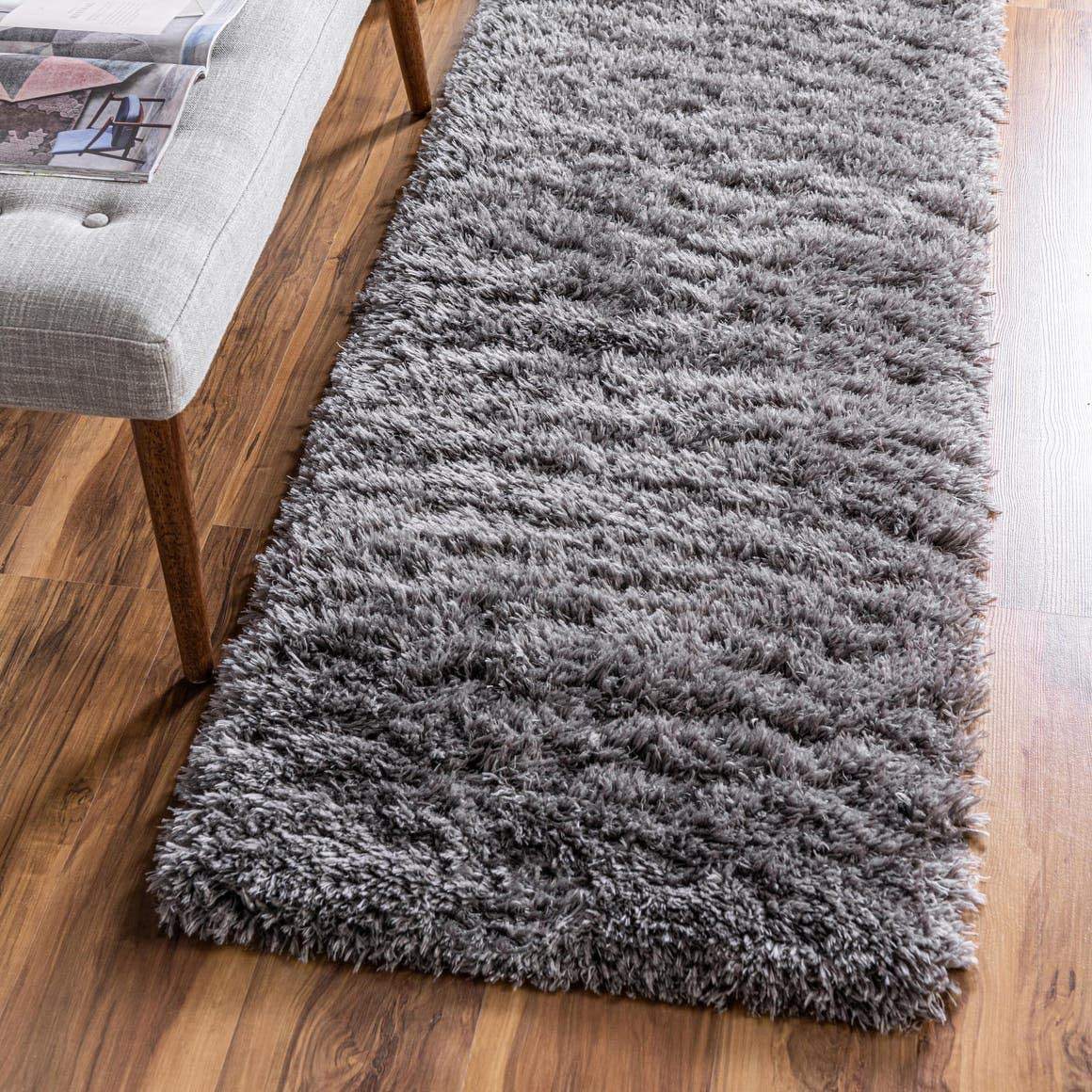 Sale Rugs.com Baltimore Mall Infinity Collection Solid Shag Area Ru Rug 13 Ft –