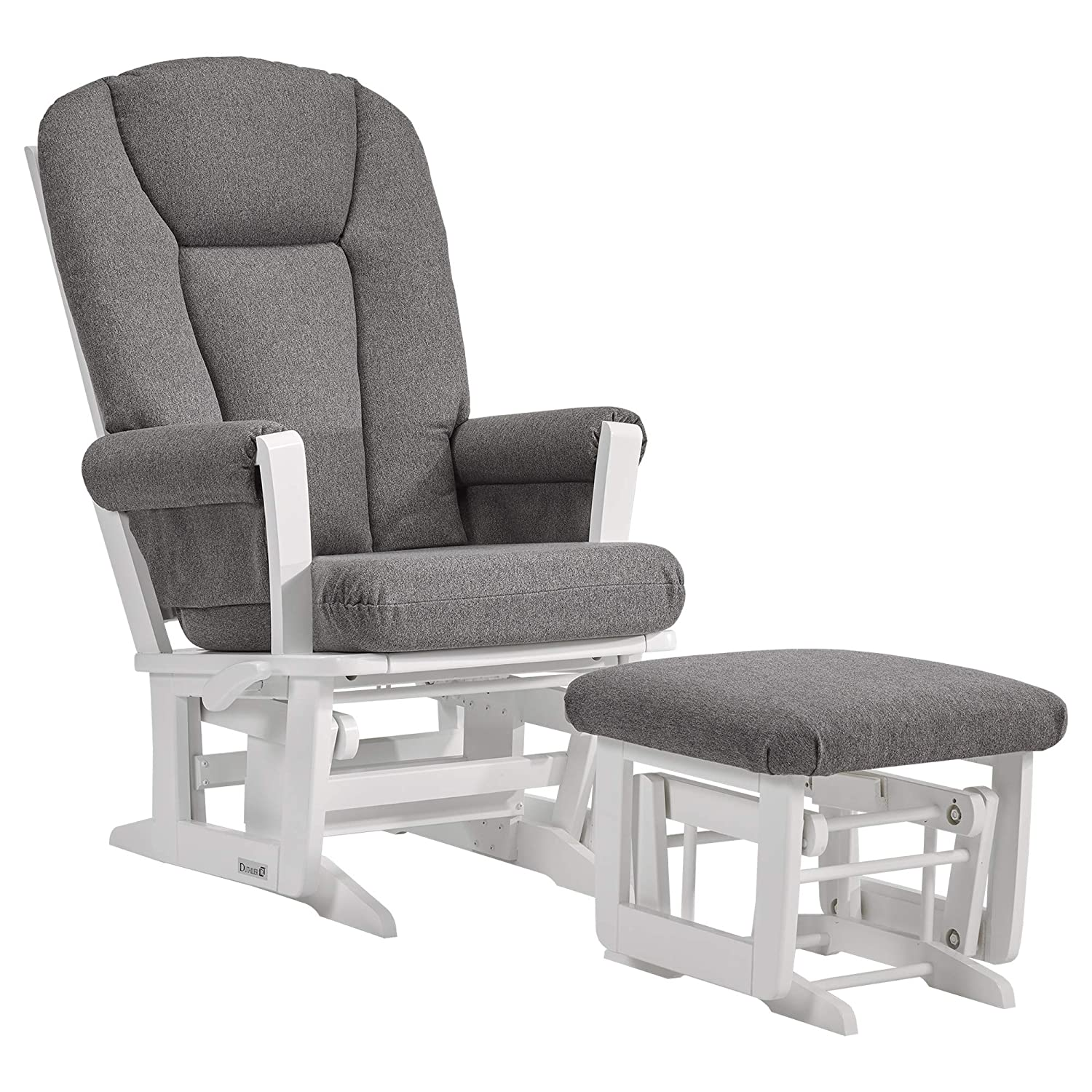 Dutailier Ruby Be super welcome 0388 Limited time sale Glider Recline Multiposition-lock with Ottom