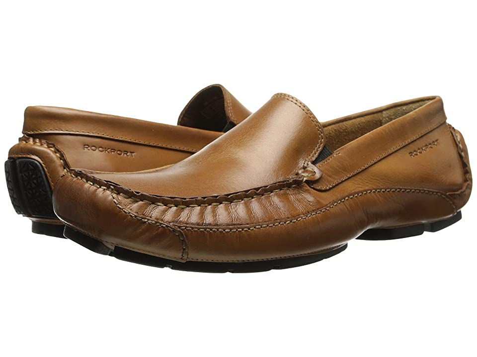 Rockport Luxury Cruise Venetian (Tan) Men