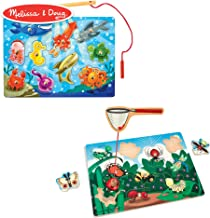 Best melissa & doug fishing magnetic puzzle game Reviews