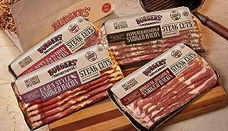 Burgers' Smokehouse Bacon Steak Sampler