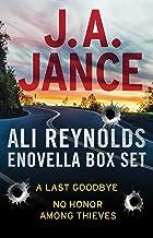 Ali Reynolds eNovella Box Set: A Last Goodbye and No Honor Among Thieves (Ali Reynolds Series)