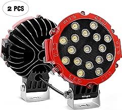 Nilight Led Light Bar 2PCS 7