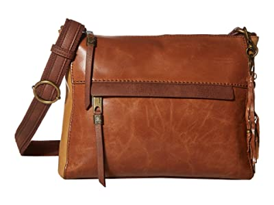 The Sak Alameda Crossbody (Scotch Block) Cross Body Handbags