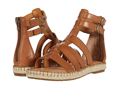 Born San Jacinto (Tan (Cognac) Full Grain) Women