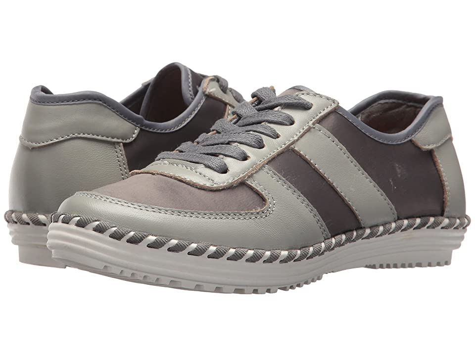 bernie mev. Barcelona (Grey Satin) Women