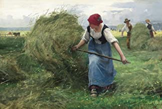 Julien Dupre The Reapers 1893 Private Collection 30