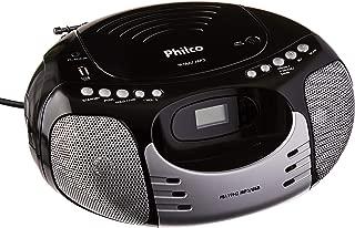 Audio, Philco, 056603145, Preto/Cinza, Pequeno