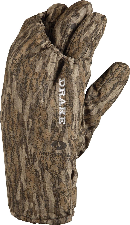 Drake LST Caller's Glove Color: Los online shop Angeles Mall Oak Size: Lar Bottomland Mossy