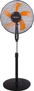 Belaco New Stand Fan Pedestal fan 16 Inch Oscillating free stand fan floor fan adjustable height 3 speed floor fan luxury ...