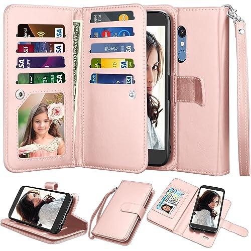 Lg Tracfone Wallet Cases Amazon Com