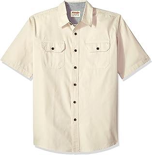 Wrangler Authentics Authentics Men's Short Sleeve Classic...