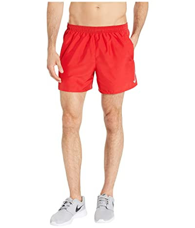 Nike Challenger Shorts 5 BF (University Red/Reflective Silver) Men