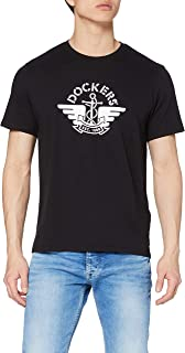 Dockers Logo tee Camiseta para Hombre