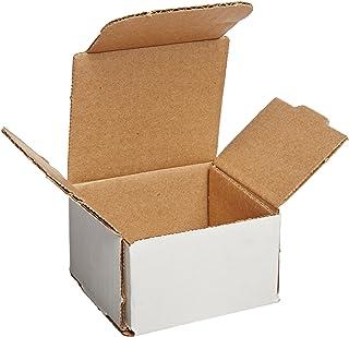 Aviditi M332 Crush Proof Wellig Versandbox, 7,6 cm Länge x 7,6 cm Breite x 5,1 cm Höhe, Oyster Weiß (Bundle Of 50) B005ENHQZU  Schnelle Lieferung