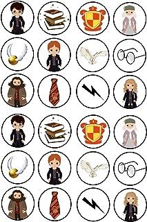 Amazones Adornos Comestibles Para Tartas Harry Potter