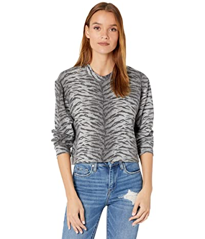 Blank NYC French Terry Sweatshirt (Fierce) Women
