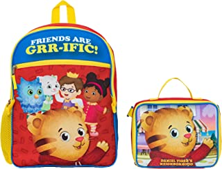 The Fred Rogers Company Daniel Tiger Backpack With Lunch Kit Backpack