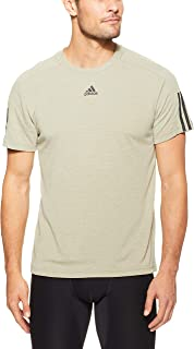 Adidas Men's ID Stadium 3-Stripes T-Shirt