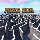 Maze Run Map For Minecraft