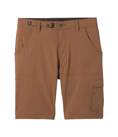 Prana Stretch Zion 10 Short (Sepia) Men