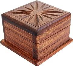 Jewelry Box   Magic Box   Secret Box - Gift Box With Trick Opening - Storage Organiser Box for Women …