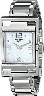 ساعة تيسوت ماي تي مربعة للنساء T032.309.11.4377.97
