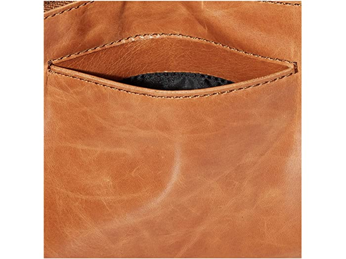 The Sak Sequoia 3-in-1 Crossbody Tobacco Floral Embossed Handbags