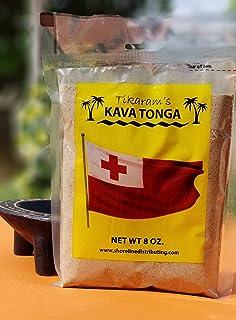 Kava Kava - Premium Kava Tonga 1/2 Pound (8oz) - Fiji Market Wholesale