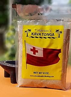 Kava KAVA - Kava Tonga 1/2 Pound (8oz) - Fiji Market Wholesale
