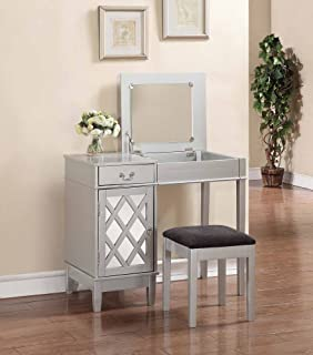 Best linon lattice vanity set Reviews