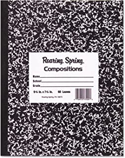 Best roaring spring blank book co Reviews