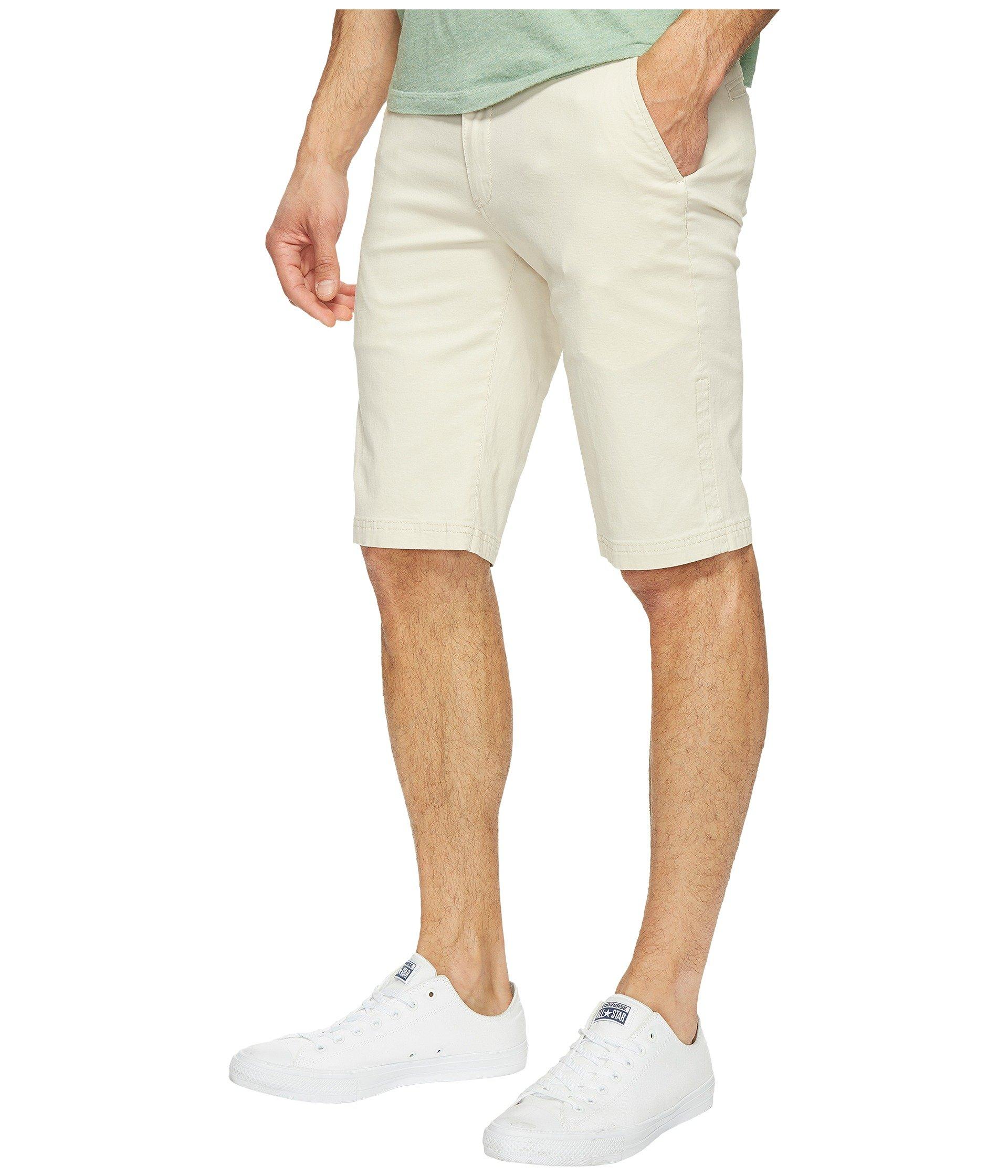 Sherman Chino Putty Light Shorts Ben Slim Stretch 7x4gvvP