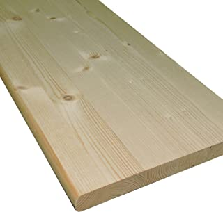 solid pine stair treads