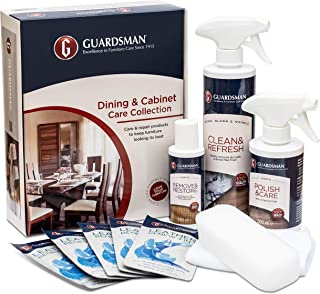 Guardsman Dining and Cabinet Care Collection