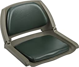 Wise 8WD139 Series Molded Fishing Boat Seat with Marine Grade Cushion Pads