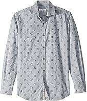 Kit - Medallion Dress Shirt