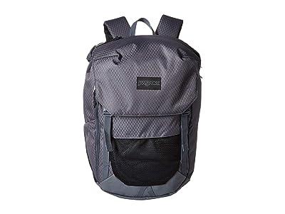 JanSport Seeker (Deep Grey Ripstop) Backpack Bags